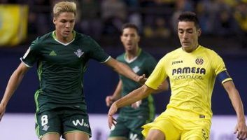Villarreal 2 - 0 Real Betis