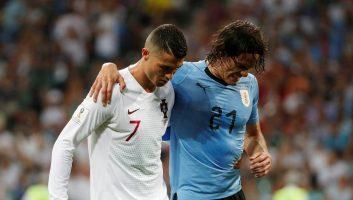 Uruguay  2 - 1  Portugal