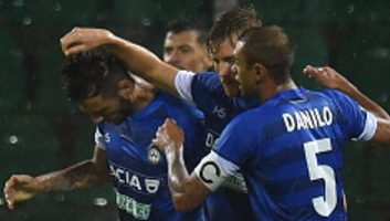 Palermo 1 - 3 Udinese