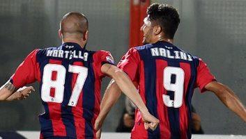Crotone 3 - 1 Lazio