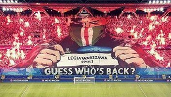 Legia Warszawa           0 : 6            Borussia Dortmund