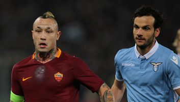 Lazio 2 - 0 Roma