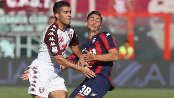 Crotone  2 - 2  Torino