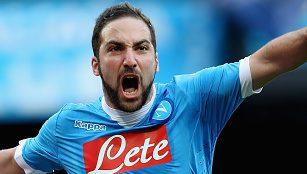 Napoli 1 - 0 Carpi