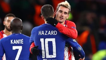 Chelsea  1 - 1  Atletico Madrid