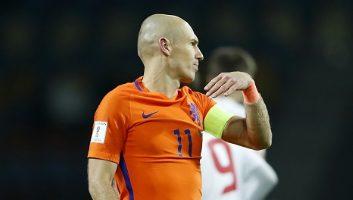 Belarus  1 - 3  Netherlands