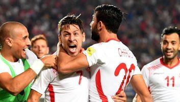 Tunisia 2 - 1 DR Congo
