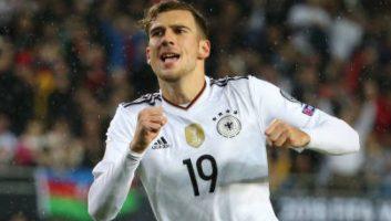 Germany  5 - 1  Azerbaijan