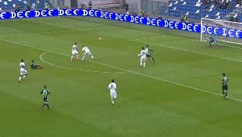 Sassuolo 3 - 0 Empoli