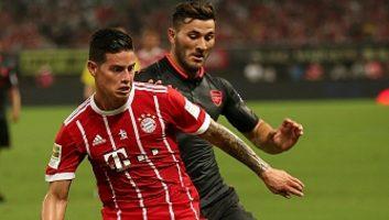 Bayern Munich 1 - 1 Arsenal