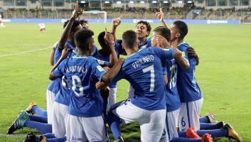 Niger U17 0 – 2 Brazil U17