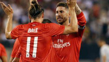 Real Madrid  2 - 1  Roma