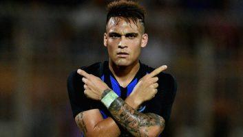 Inter  1 - 0  Lyon