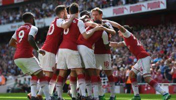 VIDEO Arsenal 4 - 1 West Ham United