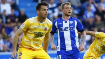 Alaves  1 - 2  Girona