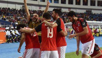 Egypt 3 - 0 Togo