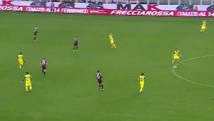 Torino 1 - 2 Chievo Verona