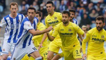 Real Sociedad 0 - 1 Villarreal