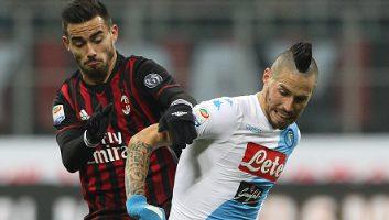 AC Milan 1 - 2 SSC Napoli