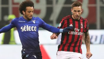AC Milan  0 - 0  Lazio