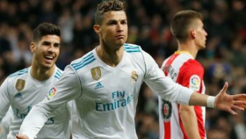 Real Madrid  6 - 3  Girona