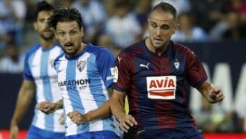 Malaga 0 - 1 Eibar