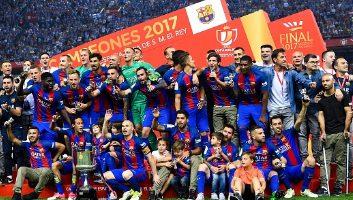 Barcelona 3 - 1 Alaves