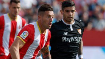 Girona 0 – 1 Sevilla