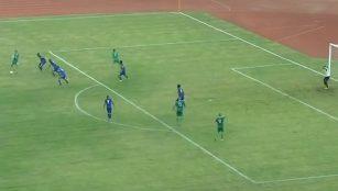 Tanzania 2 - 2 Algeria