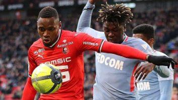 Rennes  1 - 1  Monaco