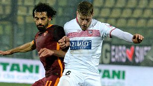 Carpi 1 - 3 AS Roma