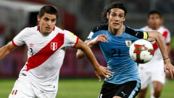 Peru 2 - 1 Uruguay