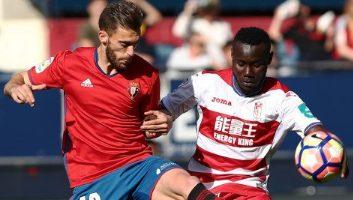 Osasuna 2 - 1 Granada