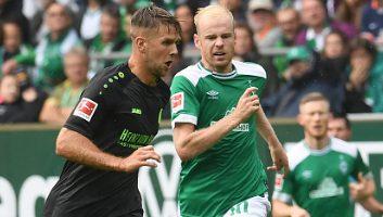 Werder Bremen  1 - 1  Hannover 96