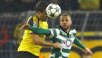 Borussia Dortmund 1 - 0 Sporting CP
