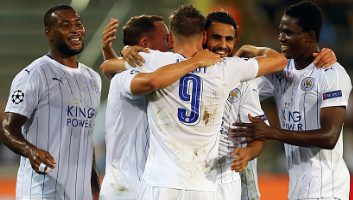 Club Brugge 0 – 3 Leicester City