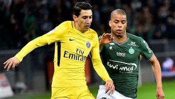 Saint-Etienne  1 - 1  Paris Saint Germain