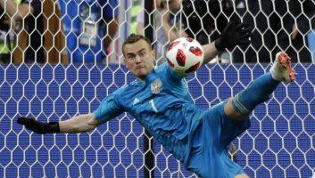 Spain 1 - 1 Russia