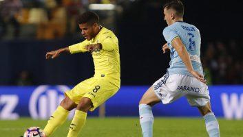 Celta Vigo 0 - 1 Villarreal