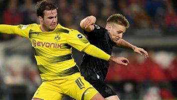 VfB Stuttgart  2 - 1  Borussia Dortmund