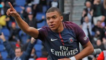 Paris Saint Germain  2 - 1  Angers