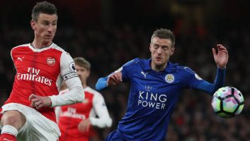 Arsenal 1 - 0 Leicester City