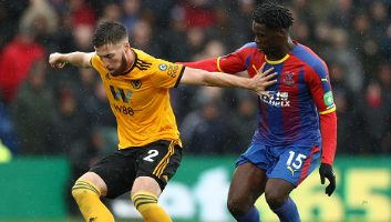 Crystal Palace  0 - 1  Wolverhampton Wanderers