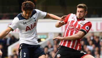 Tottenham Hotspur 2 - 1 Southampton