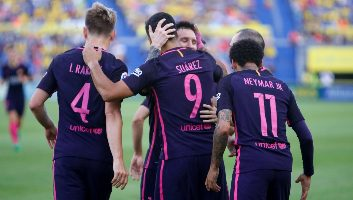 Las Palmas 1 - 4 Barcelona
