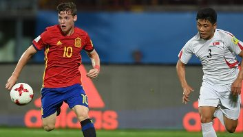 Spain U17 2 – 0 North Korea U17