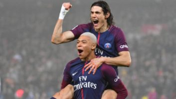 Paris Saint Germain  3 - 1  Caen