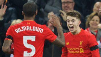 Liverpool 2 - 0 Leeds United