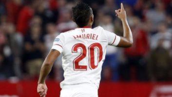 Sevilla  2 - 1  Celta Vigo