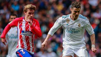Real Madrid 1 - 1 Atletico Madrid